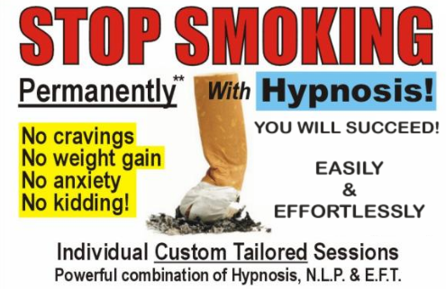 Hypnotists To Stop Smoking
